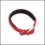 LB-801.45CM.DOG COLLAR RED