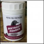 Racing Fuel For Pigeons Beetroot Powder 300g - 100% Natural