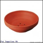 Terracotta Pigeon Nest Bowl