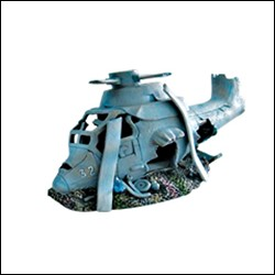 FRF-266 HELICOPTER ORNAMENT