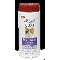 8 in 1 Perfect Coat Dry Powder Shampoo For Cats & Kittens