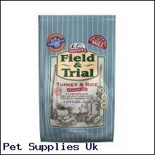 Skinner's Field & Trial Turkey & Rice Hypoallergenic 2.5kg