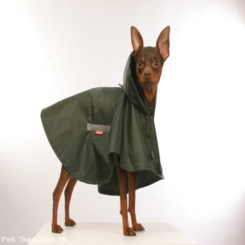 how to make a hooded cape for a dog